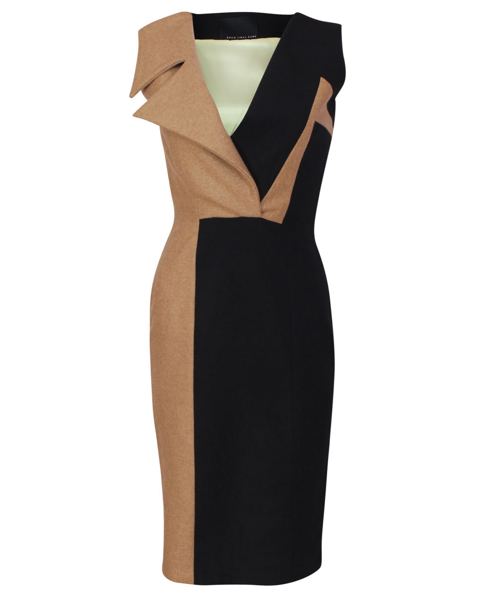 Enzo Dress (Black) - product images  of