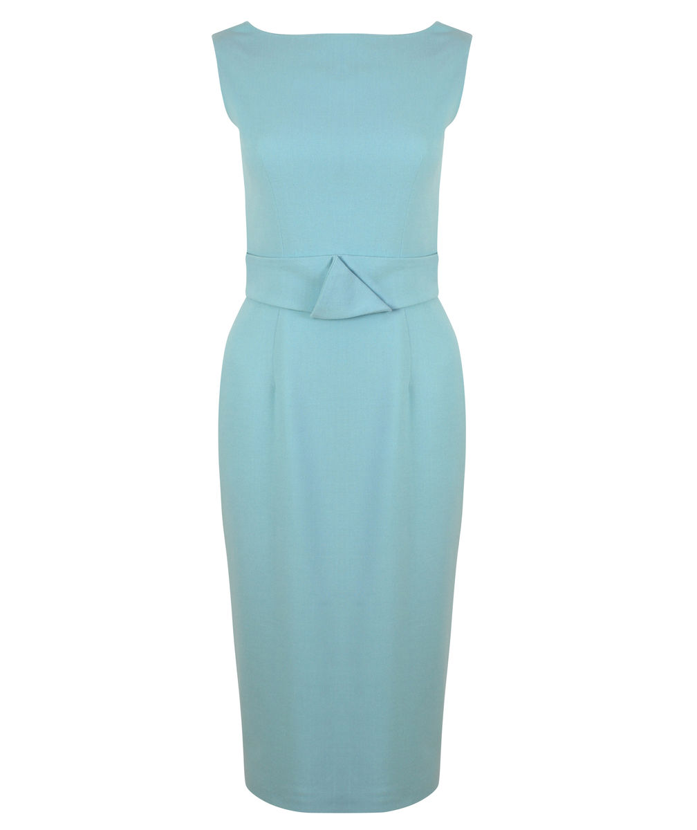 Eliza Dress (Blue) - product images  of