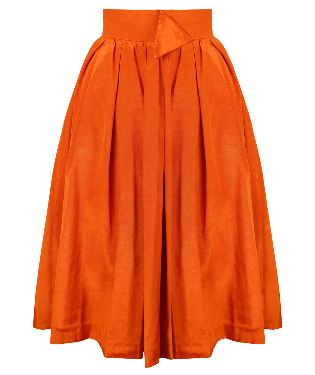 Elora Skirt (Orange) - product image