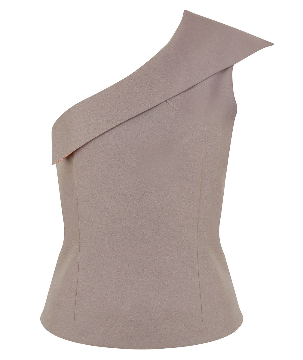 Erin Top (Dove Grey) - product image