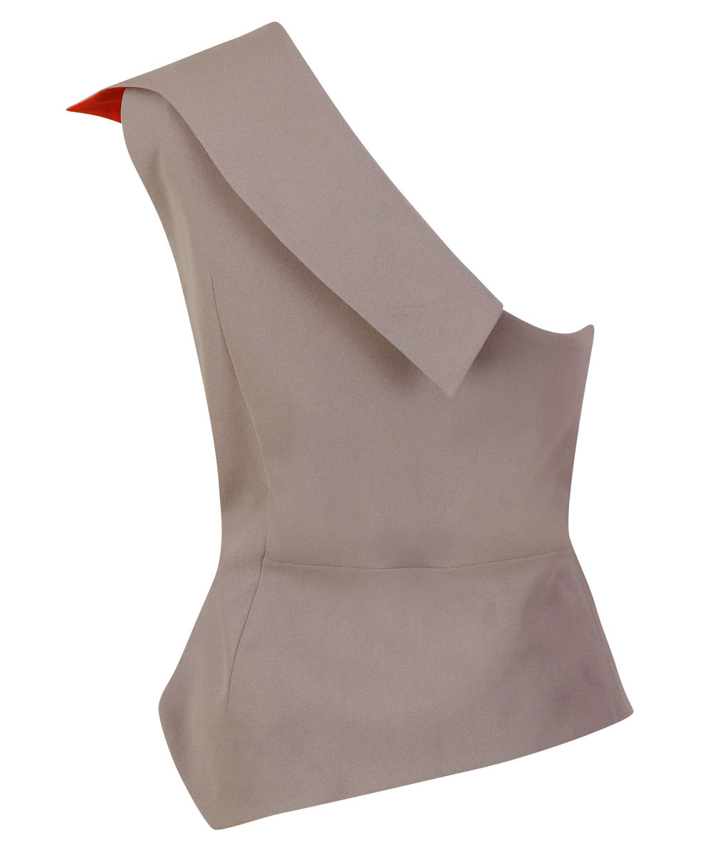 Erin Top (Dove Grey) - product images  of