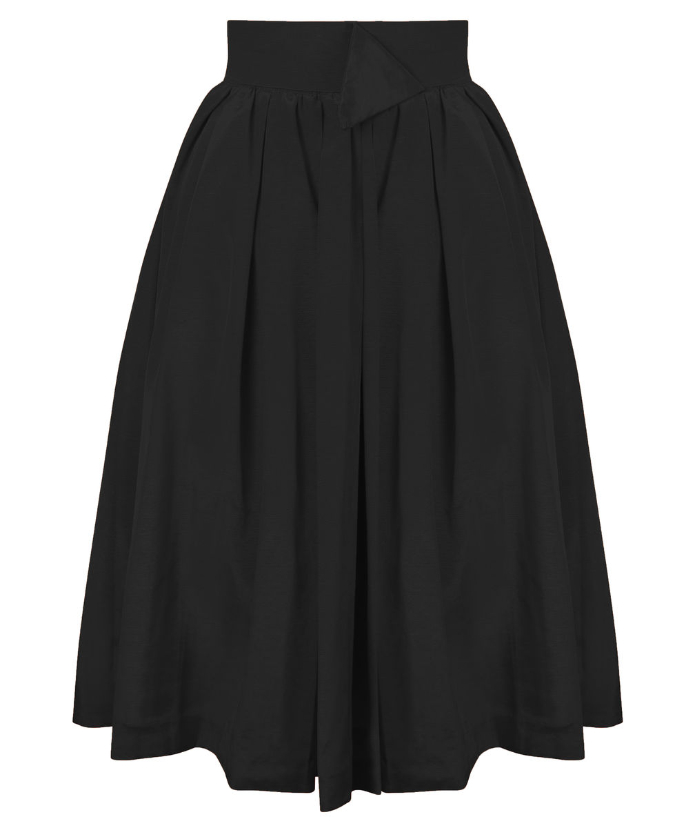 Elora Skirt (Black) - product images  of