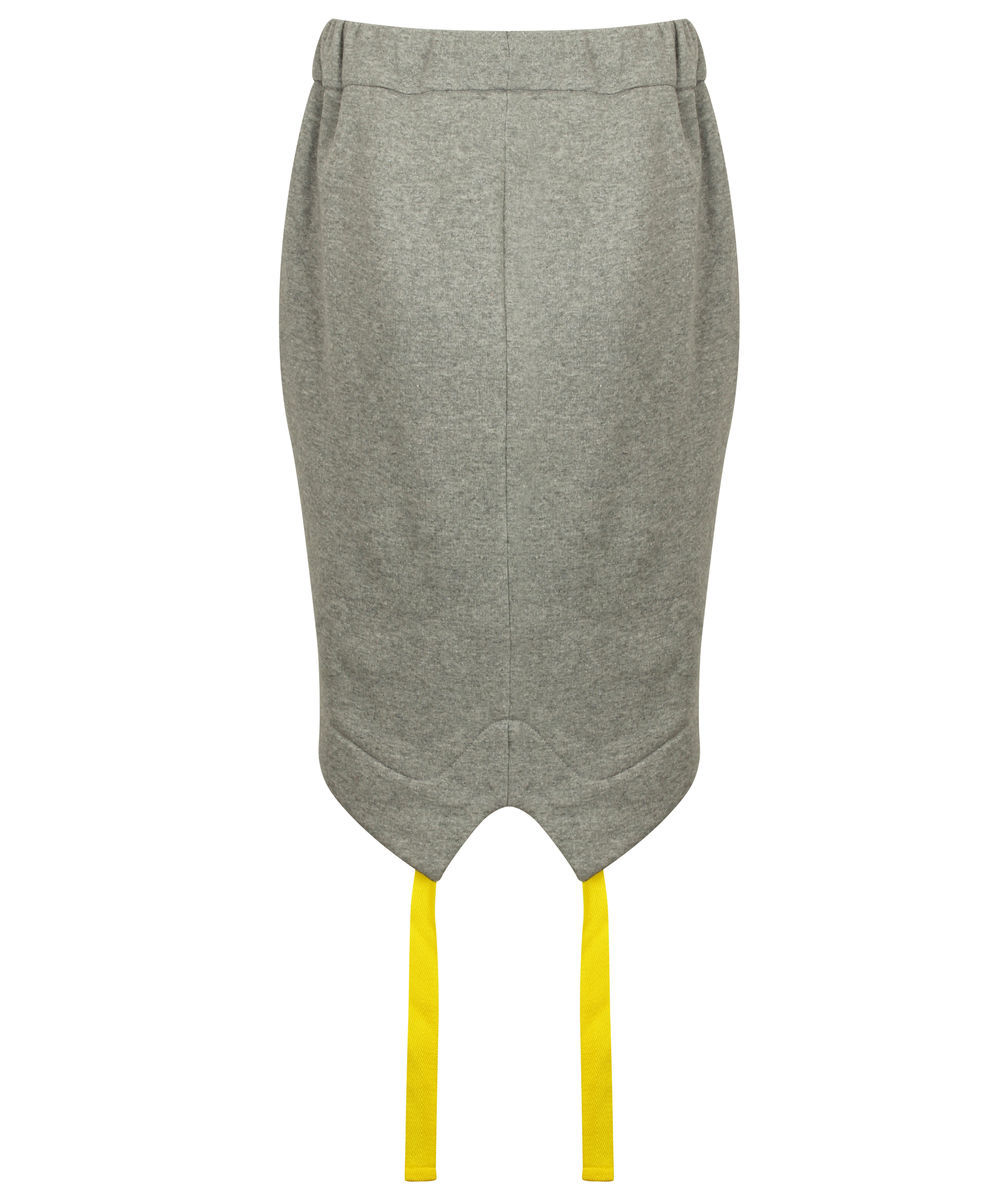 Jogging Skirt (Grey) - product images  of