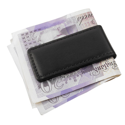 Italian,Leather,Money,Clip,leather, mens, money, clip, black, brown, tan