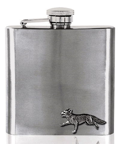 Hunting,Hip,Flask,-,can,be,personalised,hunting, fox, pewter, hip, flask, mens, mans, horse, gift