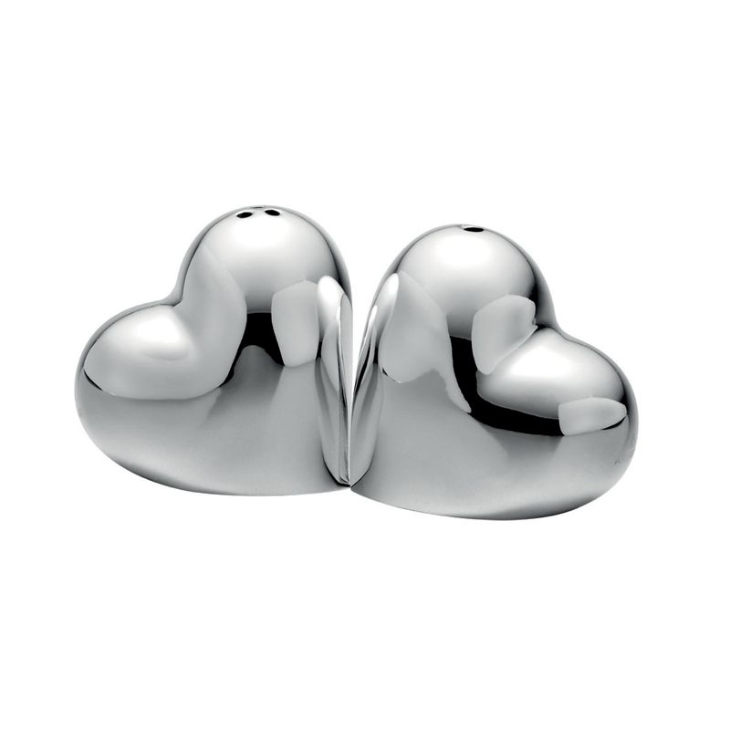 Heart Salt and Pepper Shaker Set - product image