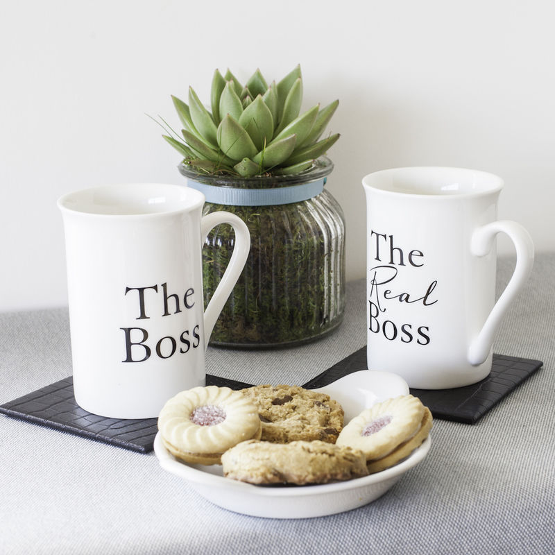 The Boss Matching Mugs - product images  of