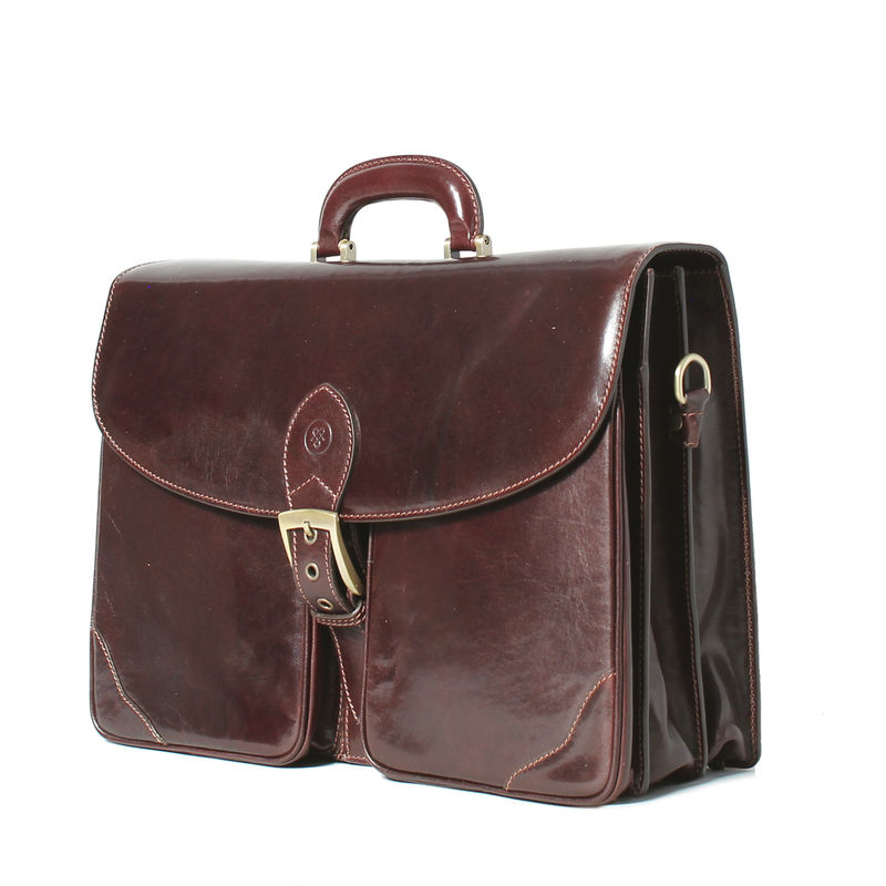 Large Leather Briefcase - product images  of