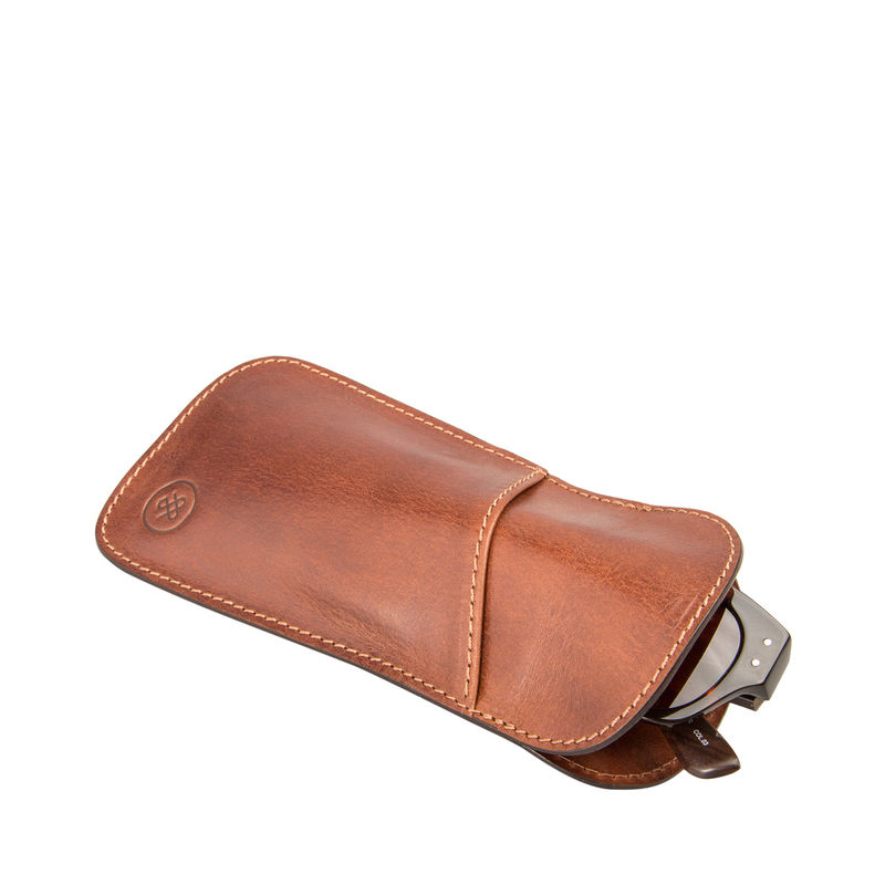 Italian Leather Glasses Case - product images  of