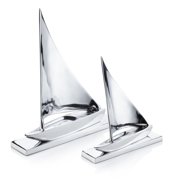 Small Sailing Yacht Ornament - product images  of