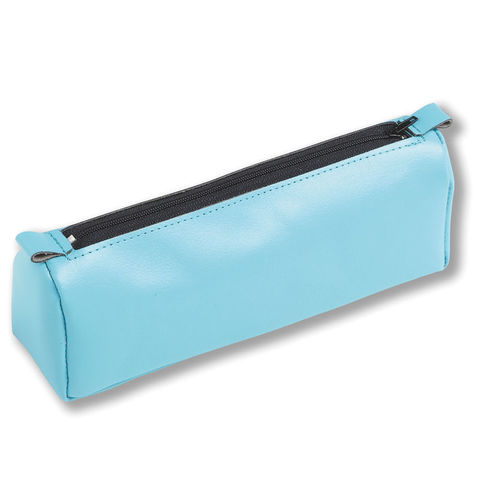 Leather,Pencil,Case,blue, leather, pencil, case, ladies, pink, lime, green, red