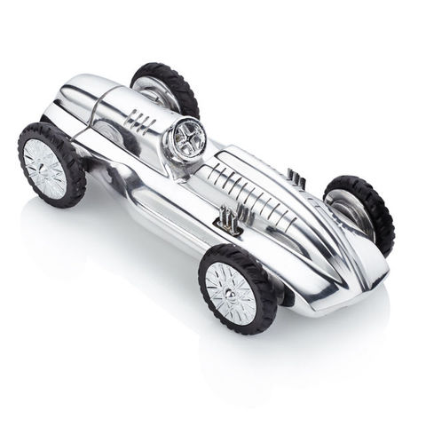Classic,Racing,Car,Ornament,motor, racing, car, desk, ornament, mens, gift, unusual, motoring, present