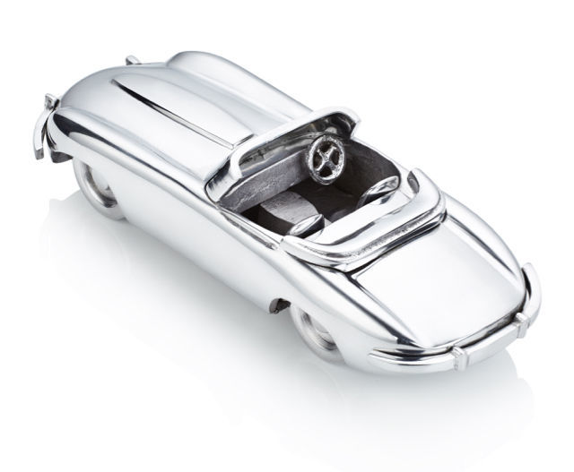 E-Type Jaguar Ornament - product images  of