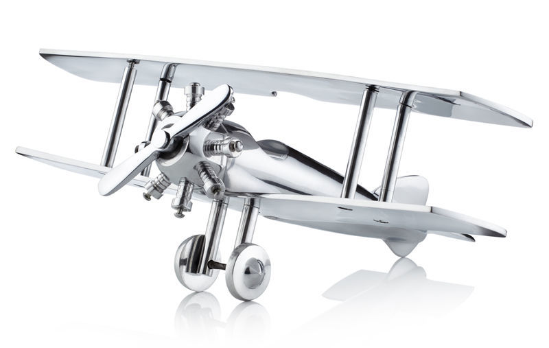 Bi-Plane Ornament - product image