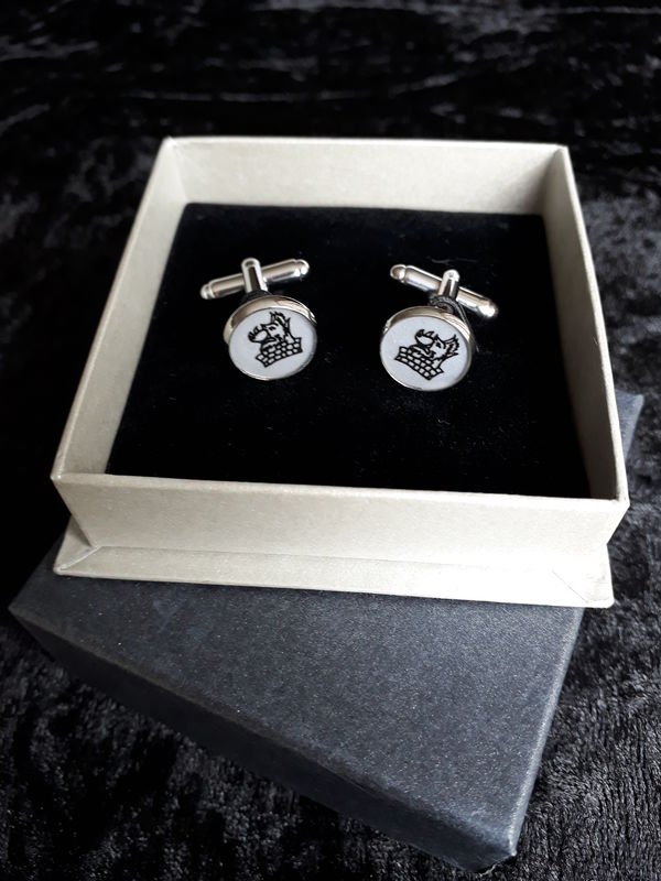Bradford Boar Cufflinks - product images