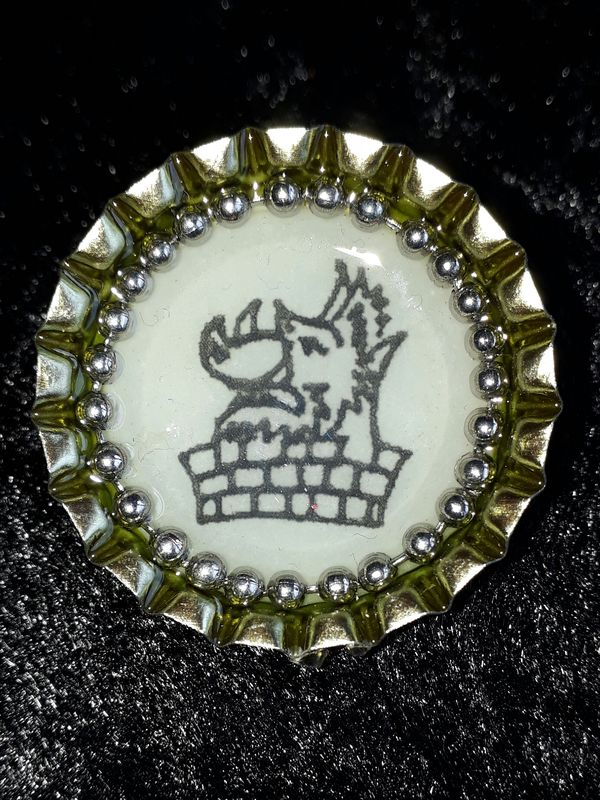 Bottle Cap Badge - product images  of