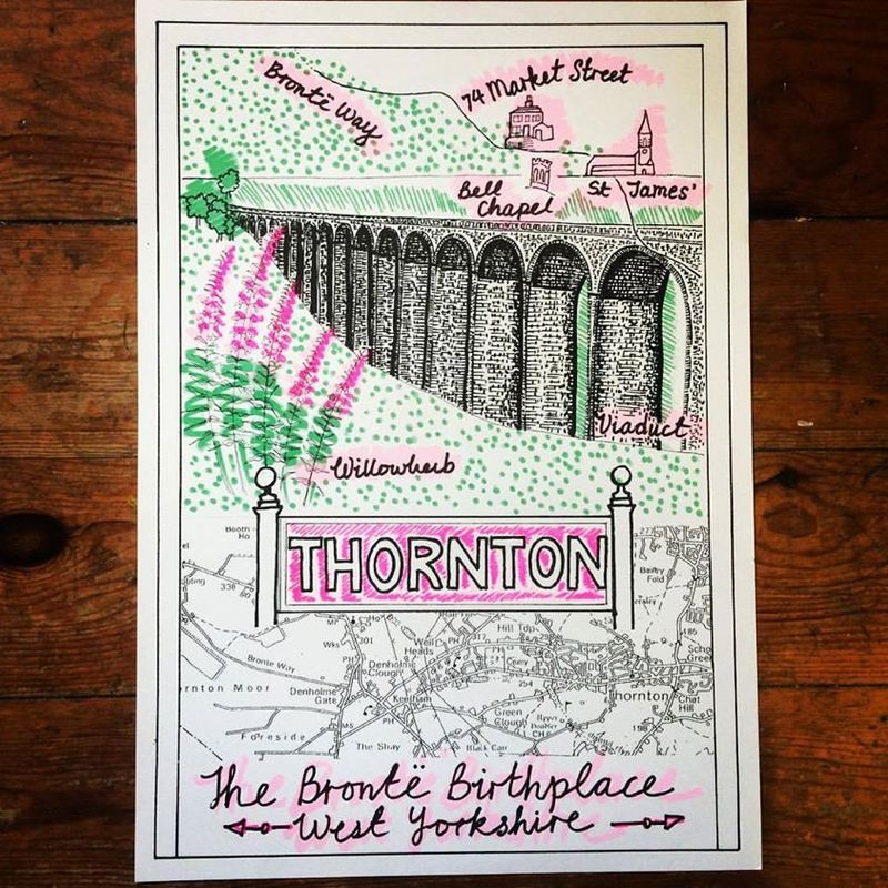 Thornton Poster - product images
