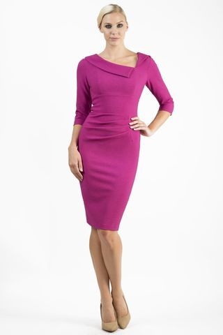 DIVA,-,SALE,Diva tailored dress, divacatwalk, echo dress