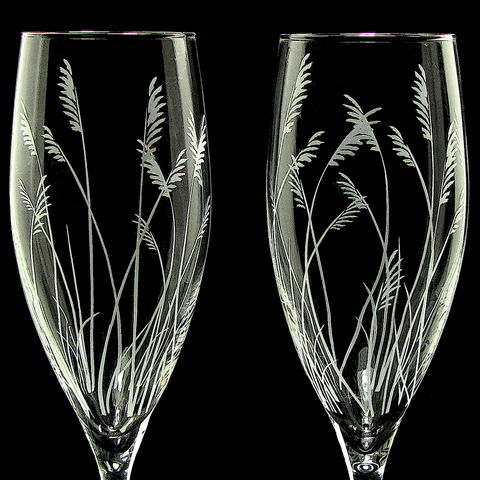 Pampas,Grass,Champagne,Glasses,,Rustic,Wedding,Toasting,Flutes,Pampas grass, wheat grass rustic beach wedding, destination wedding, gay wedding, commitment ceremony, fine crystal, engraved, personalized,Champagne_Flute,sea_grass,elegant,beach,,champagne_flutes,toasting_flutes,champagne_glasses,etched_glass,wedding_fl