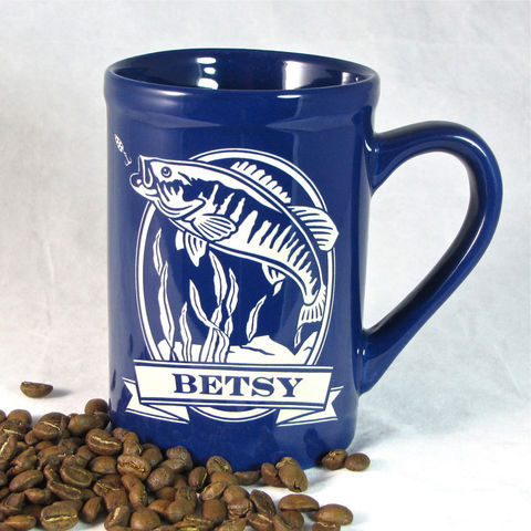 Personalized,Bass,Coffee,Mug,,Fisherman,Angler,Birthday,Present,,Tea,Cup,,Engraved,Gift,Housewares,Engraved_Gift,Coffee_Mug,Birthday_Gift,brad_goodell,Tea_Cup,Bass_Coffee_Mug,Fisherman_Angler,Birthday_Present,Gift_for_Dad,Gift_for_Man,Valentines_Day_gift,bradgoodelltoo,Ceramic