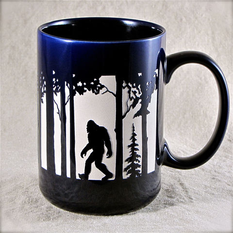 Big,Foot,Mug,Coffee,Cup,Gift,for,Mom,or,Dad,,Sasquatch,Big Foot Mug Coffee Cup Gift for Mom or Dad, Sasquatch Coffee Cup