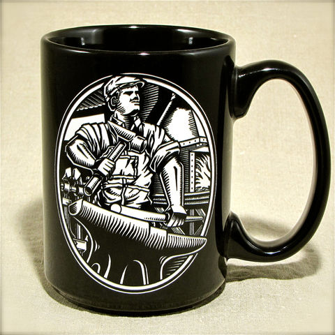 Blacksmith,Coffee,Mug,with,Fire,Forge,-,Engraved,Gift,for,Bladesmith,,Blacksmith Coffee Mug with Fire Forge - Engraved Gift for Bladesmith, farrier, Blacksmith Coffee Cup with Fire Forge, Personalized Engraved Gift, Birthday present	Christmas Gift	Personalized Gift	Engraved Gift	unique gift for man	boyfriend gift	dad father