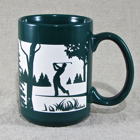 Golfer,Mug,with,Man,,Coffee,Cup,,Father's,Day,Gift,for,Dad,Golfer Mug with Man, Coffee Cup, Father's Day Gift for Dad  Golf, Golf Club