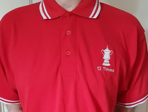 13,Times,Polo,shirts,(Red,+,White)