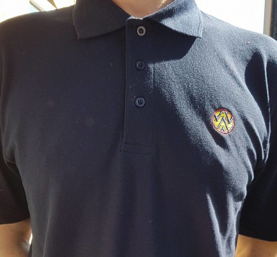 Bruised banana Polo shirts (Navy) - product image