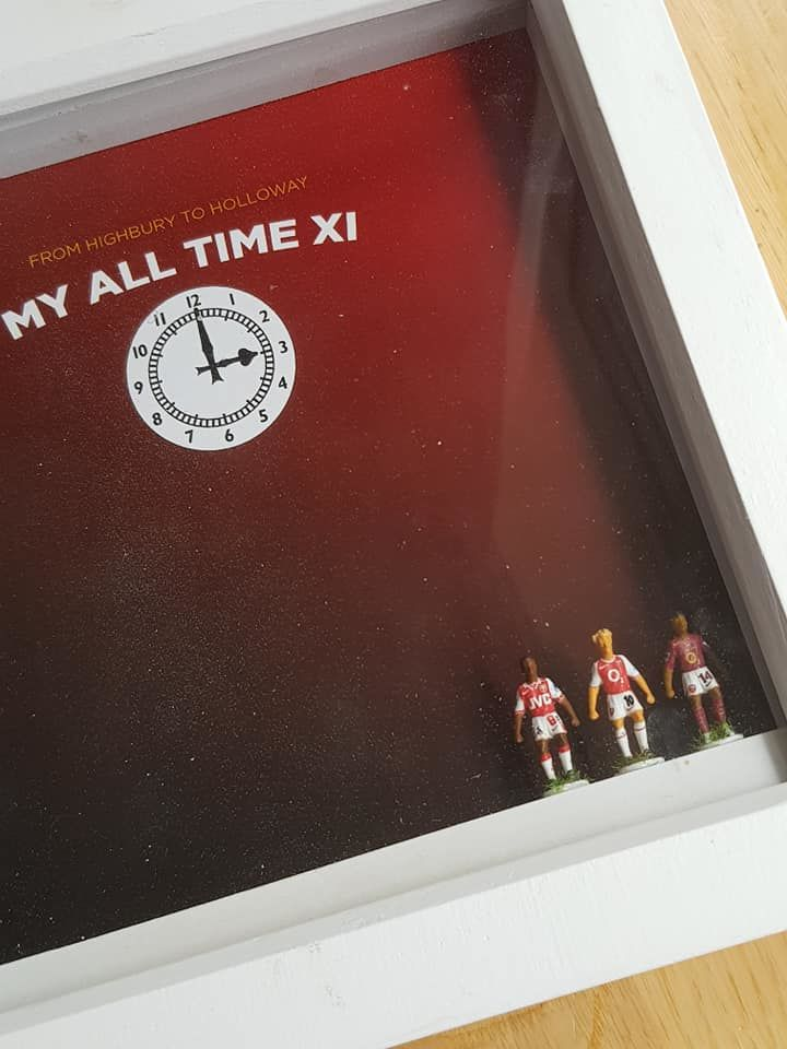 Subbuteo frame club - Centre backs - product image