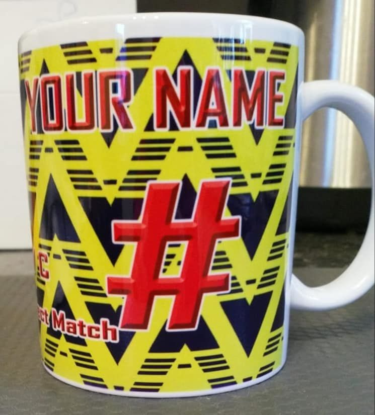 Customised Mugs - product image
