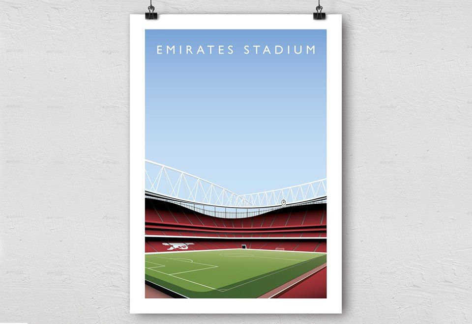 Emirates Posters - product image