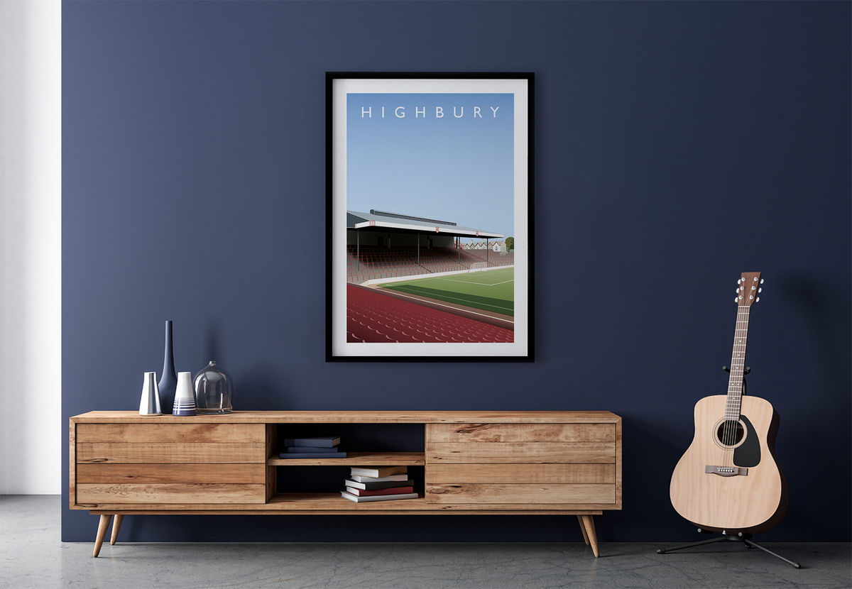 North Bank poster - product images  of