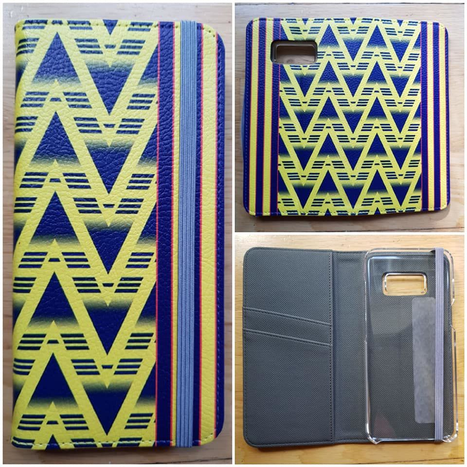 Phone Wallets (Bruised banana) - product images  of