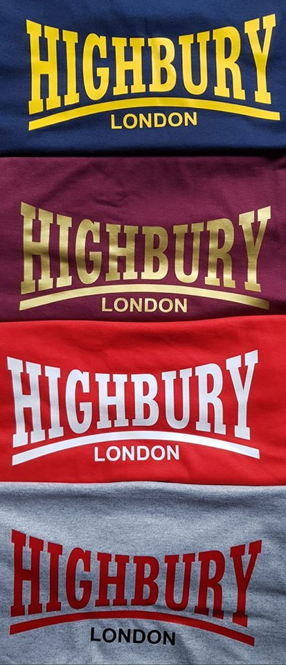 Highbury T-shirt (Red) - product images  of