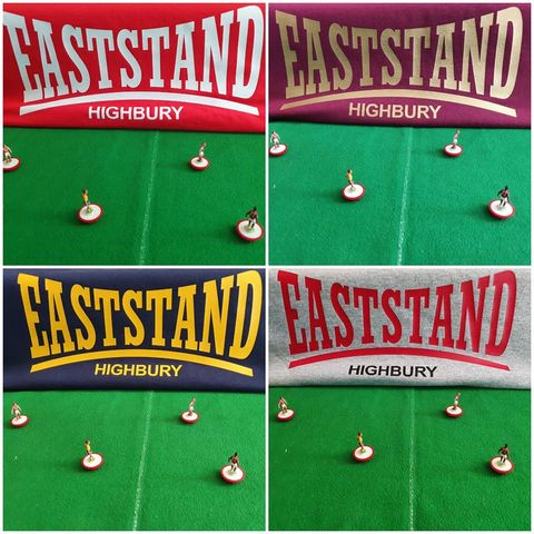 East,Stand,Highbury,T-shirts