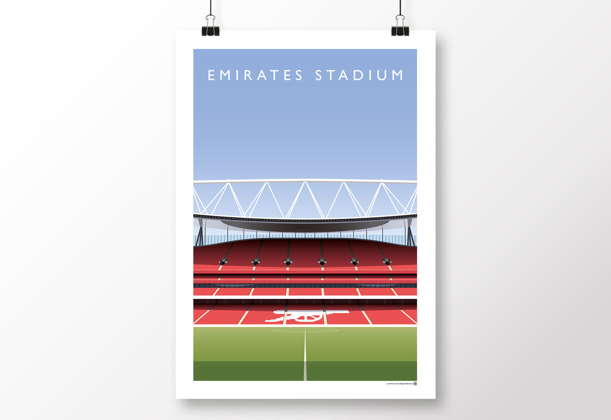 Emirates Poster - product image