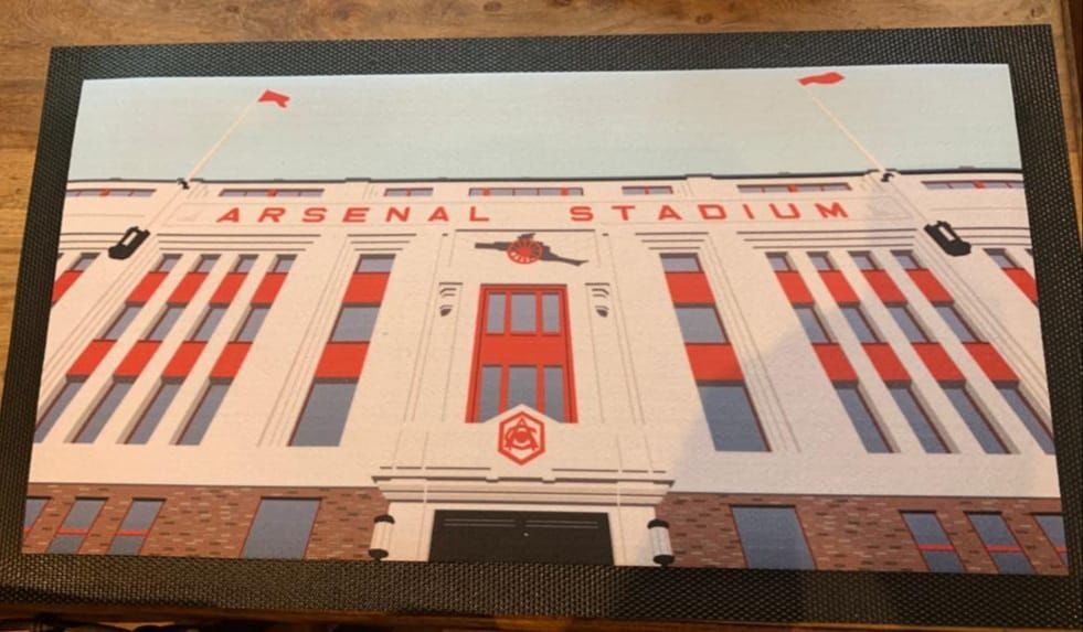 Bar Runner - East Stand - product image