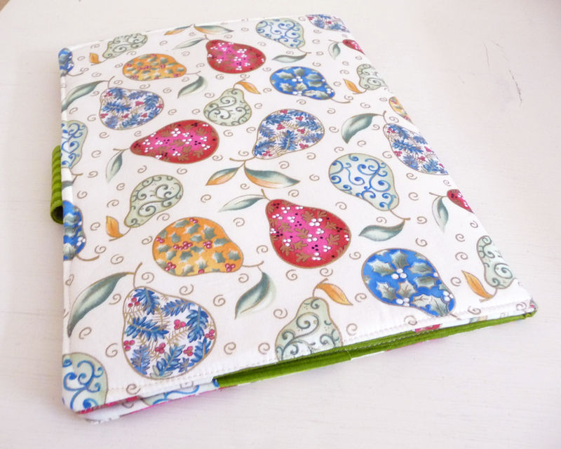 Soft Book Style Winter Pears iPad 1 Cover - product images  of