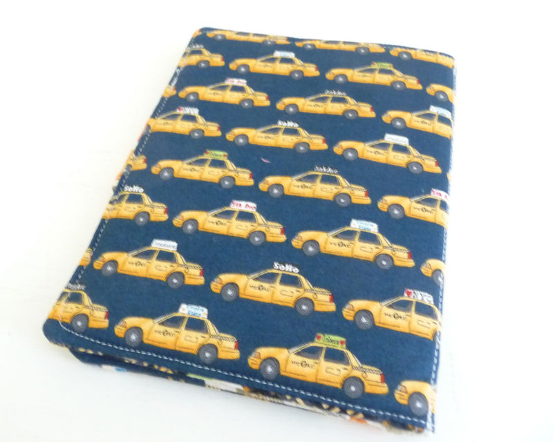 Patchwork New York City Themed Kindle Paperwhite or Touch Cover - product images  of