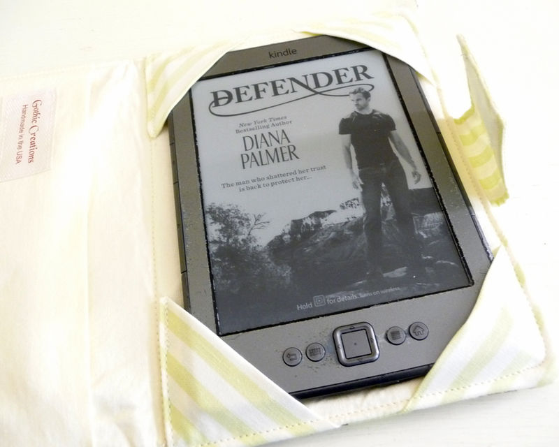 Romantic Easter Rabbits Kindle Voyage or Kindle 4 eReader Cover - product images  of