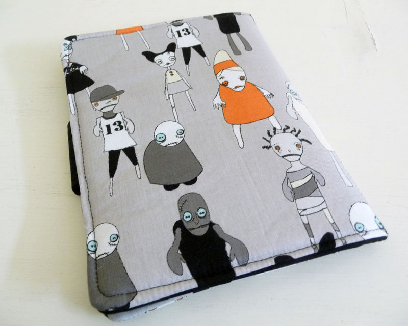 Cute Zombies Kindle Paperwhite or Kindle Touch Cover - product images  of