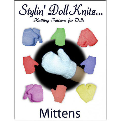Knitting,Pattern,,Mittens.,For,American,Girl,Dolls.,PDF,AG,,101,Patterns,Handmade,doll_clothing,knitting,mittens,children,girls,knitting_supplies,doll_clothes,accessories,stylin_doll_knitz,american_girl_ag,knitting_pattern,doll_clothes_pattern,knit_mitten_pattern,pdf