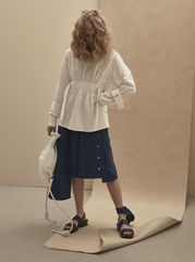 IN STOCK - RICARDA GATHER JUMPER - product images 3 of 3
