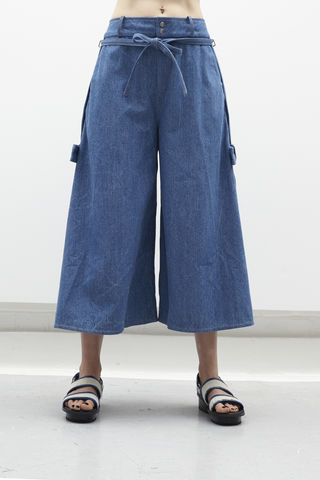 IN,STOCK,-,KEEGAN,DENIM,CULOTTES,AW16, KEEGAN, DENIM, JUMPER, CULOTTES