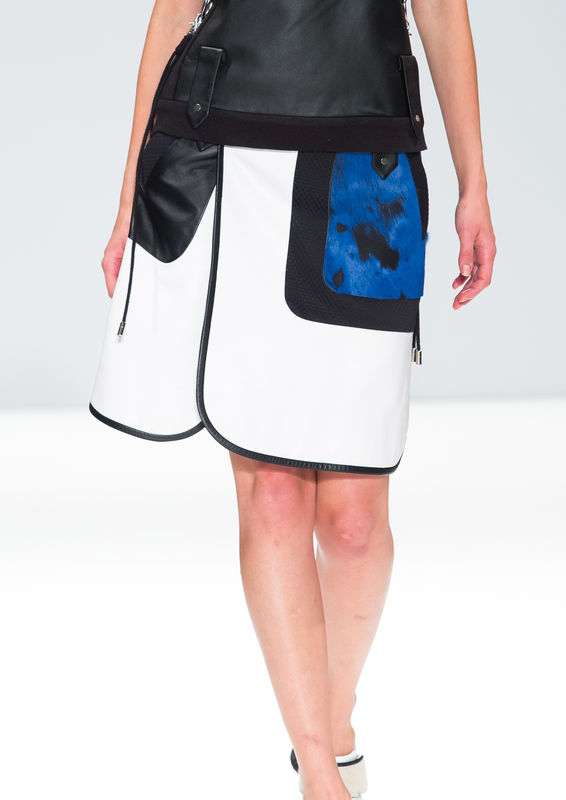 MAKE TO ORDER - ALTAN A LINE SKIRT - product image