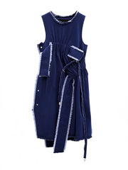 IN STOCK - DENIM ESTHER DRESS - product images 2 of 2