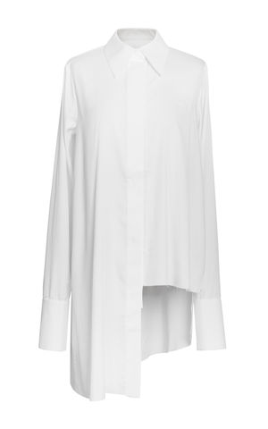 NEW,IN,STOCK,-,WHITE,SHIRT,Jamie Wei Huang, AW17, Autumn Winter, Shirt, WHITE SHIRT, White, Blue