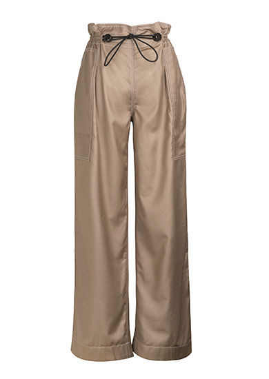 NEW IN STOCK - MATHEW GATHER TROUSER - product image