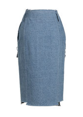 NEW IN STOCK - TANJA DENIM SKIRT - product images 2 of 6